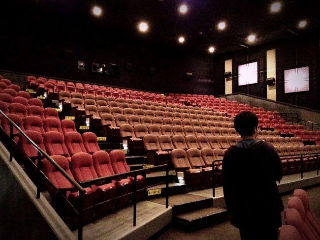 MOVIE Theater Cinema Theat Screen Show