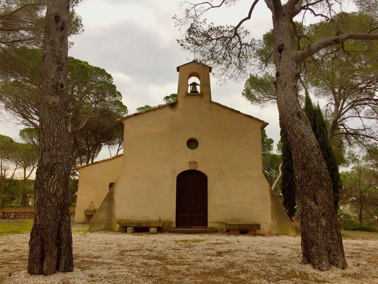 Chapelle Religion Architecture Spirituality Tree