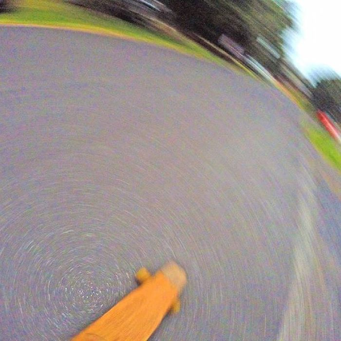 Enjoy the simple life Longboarding Longboard Photoofday Newzealand Photographyislifee Photographer Photo Life Summer Goprooftheday Goprohero Failing Fail Allgood Fun Exercise Photography Wheels Nzgirl Road Motion Hardwork Grass