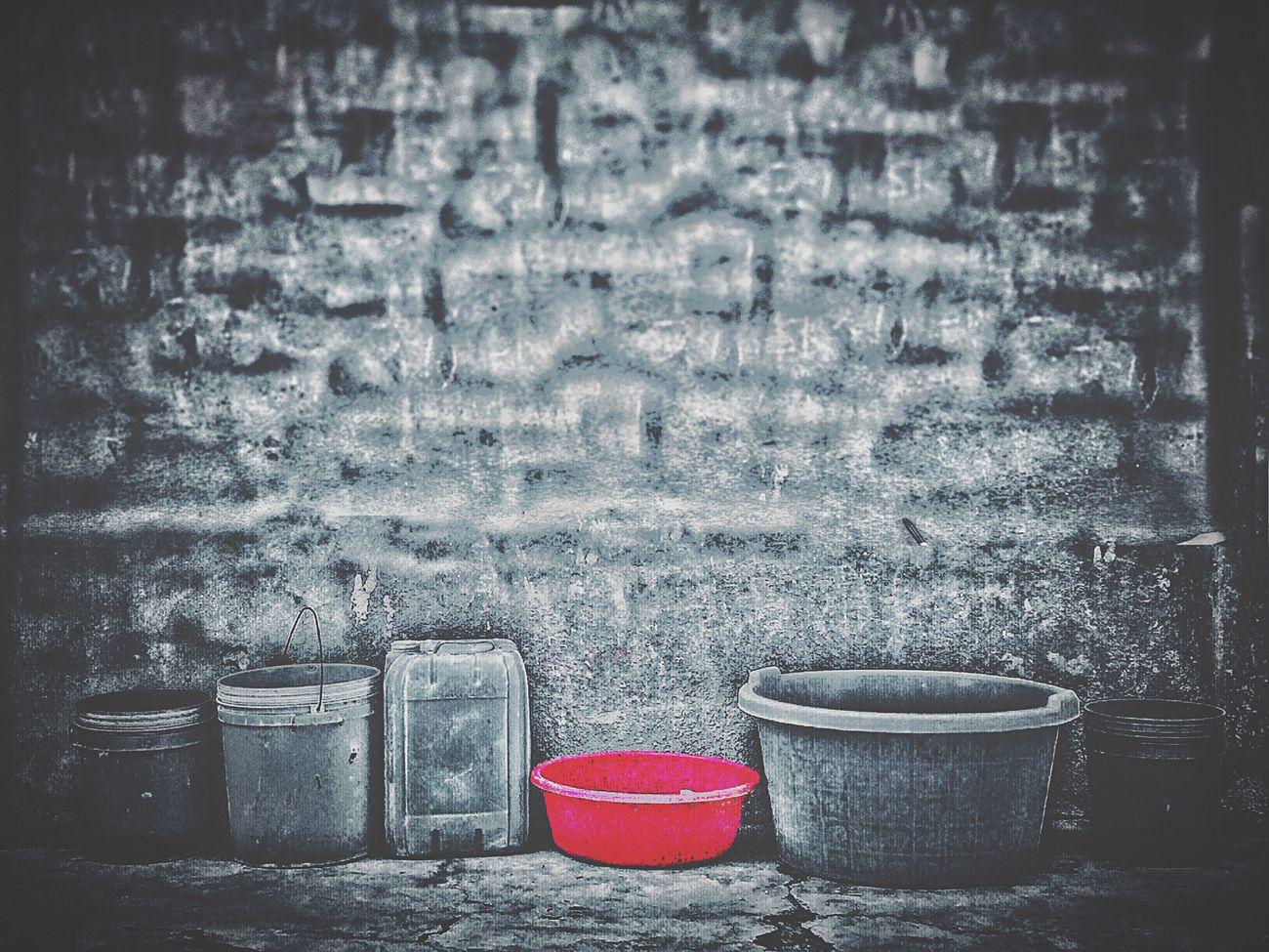 IPhoneography Bucket No People Indoors  Day Africa African Life Buckets Washer PicArt Picartsstudio The Portraitist - 2017 EyeEm Awards