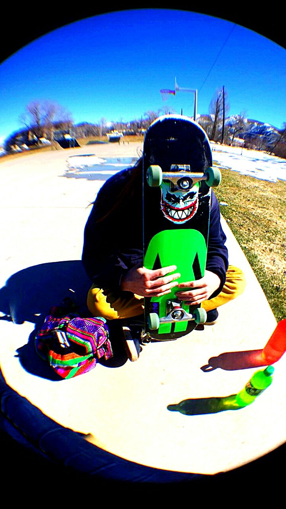 It was the the image of perfection that informed us of our flaws, before barbie we'd no concept of a perfect body. Hanging Out Enjoying Life Radical Utah UtahisRad Interesting Punk Abstract Spring 2016 Springtime Spring Sun Colorful Skateboarding Park Spitfire Skatepark Original Edits Good Memories ❤ Fun Showing Imperfection Skateboard Skate Punk Rock Original Poetry