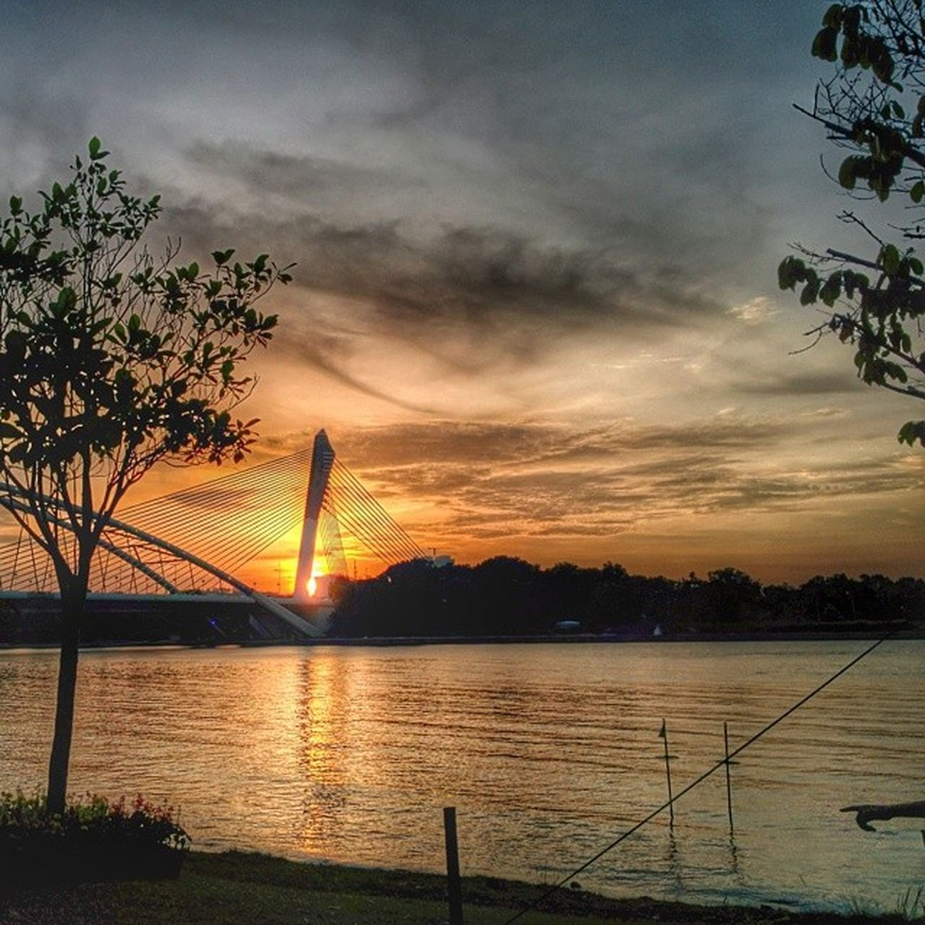Sunset at Putrajaya Sunset HDR Nexus5 Gramoftheday Gotd_952