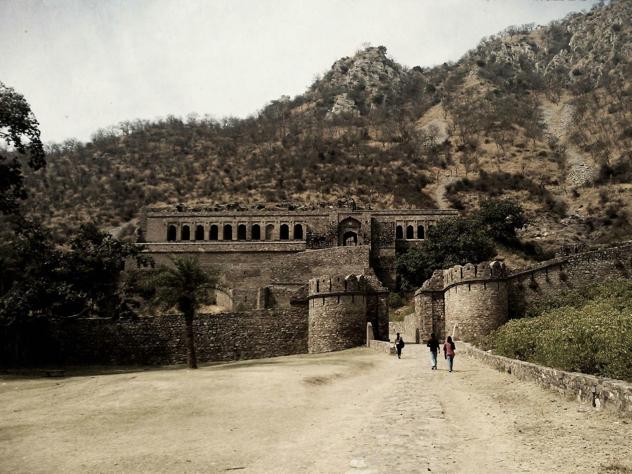 Bhangarh Fort Rajasthan Alwar Haunted Places India