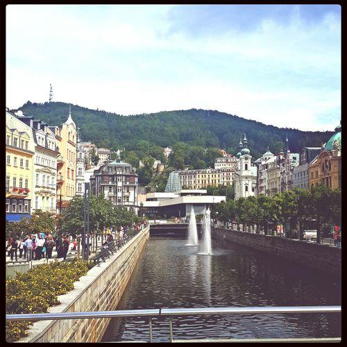 Karlovy Vary Travelling....