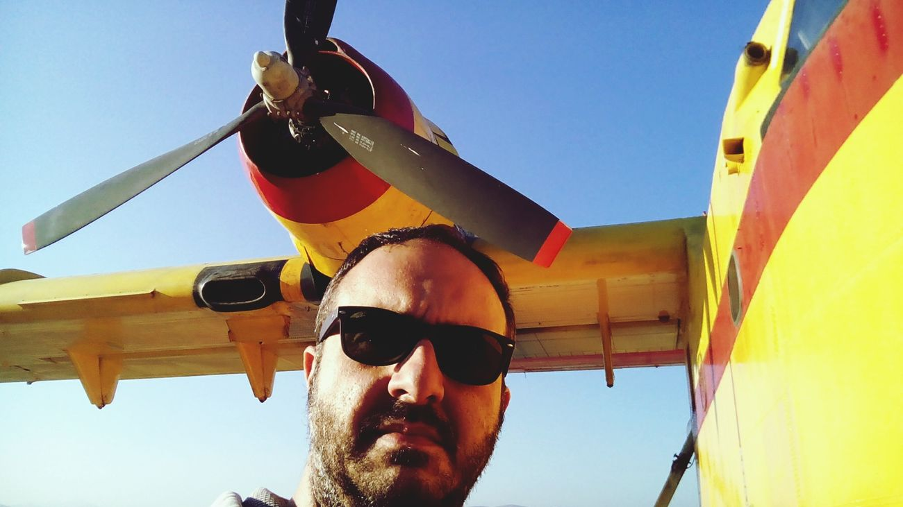 Taking Photos Me Selfportrait Selfie ✌ Canadair