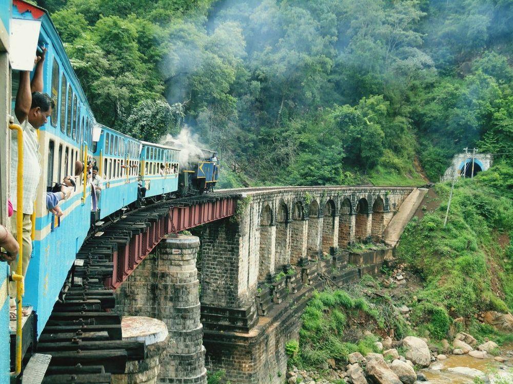 Ooty Toytrain Nilgirihills Nilgiri Indianrailways Sclicks Mettupalayam Shrijith Hillstation India