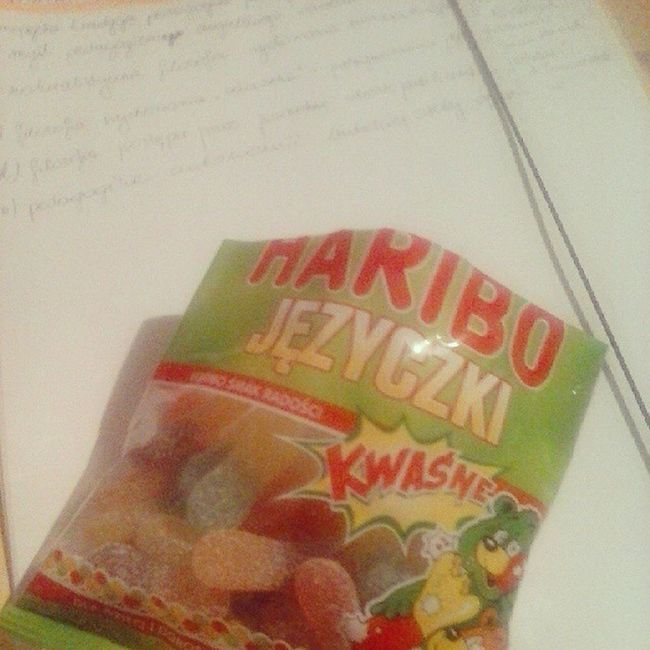 Time For Yourself Sour Tounges Haribo Mniam Lovely Thanks  Aunt  You Made My Day 😀👏👌🍡