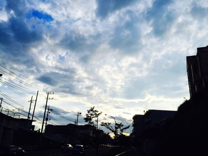Needless to say, Evening Sky is Beautiful 😁✨✨ There are big Clouds And Sky in Summer ☁️ Clouds we can see in Summertime like a Cotton 💞💞