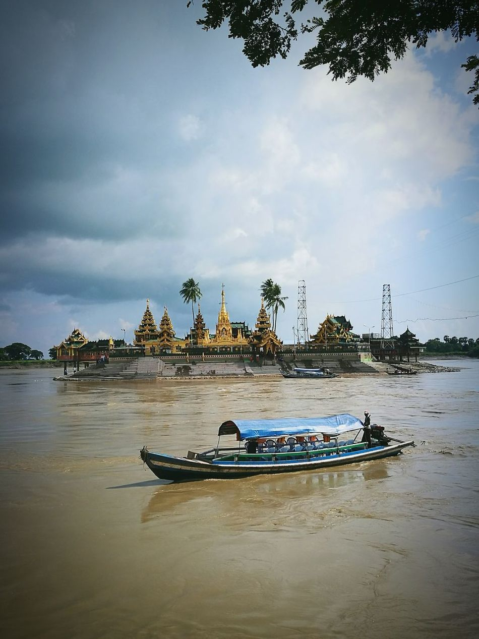 MYANMAR Kyike Hmaw Wun Pagoda (YeLe Paya)