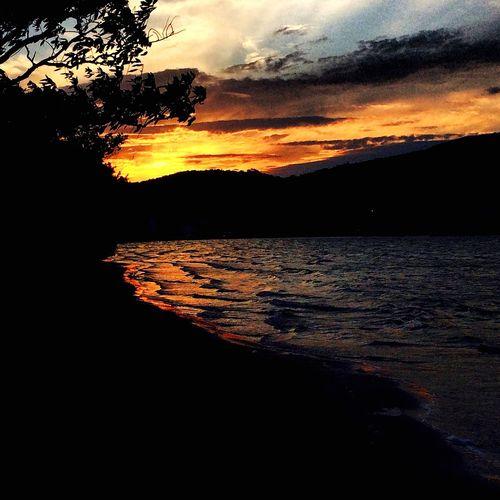Brazil Florianópolis Sunset Lake