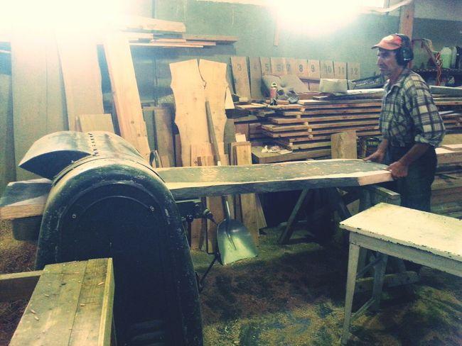 WoodArt Woodworking Woodwork  Factory Portrait Woodworker