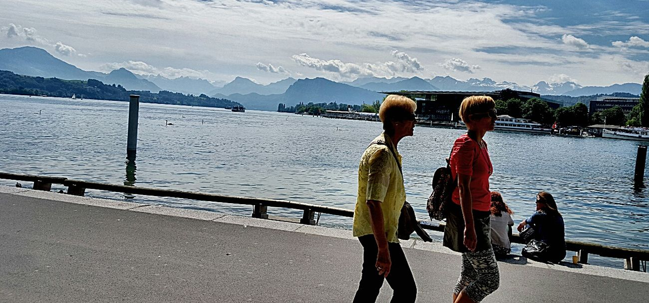 City Life Swiss Luzern Great Views
