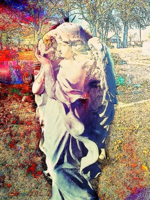 angel at City of Somerville by erik kline