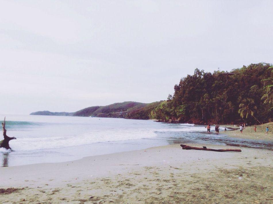 Long Goodbye Jayapurapapuaindonesia Beach Sea Wonderfull