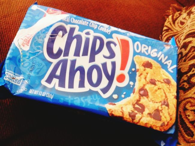 Chips Ahoy Delicius Iloveit