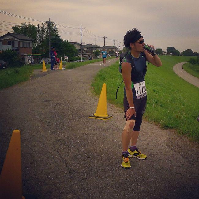 Marathon Run 100kマラソン挑戦 Shingo4549