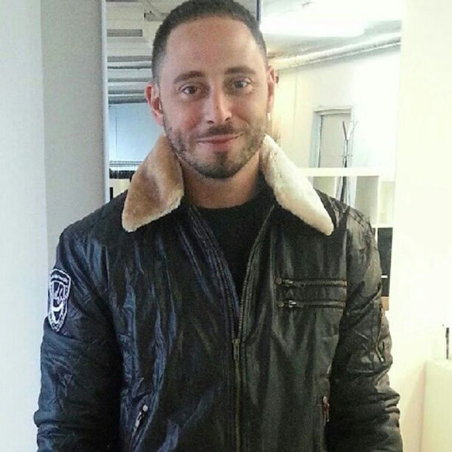 Famous Actor Matias Varela From  The Swedish MOVIE Snabba Cash Dropping By  At The Office Dbrand Fashion Mode 2006