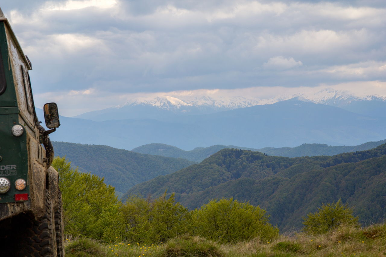 Beauty In Nature Close-up Day Defender Karpaty Landscape Mountain Mountain Range My Year My View Nature Nature Nature_collection No People Offroad Outdoors Religion Rumania Scenics Sky Spirituality Tranquil Scene Travel Destinations Tree Adapted To The City Miles Away