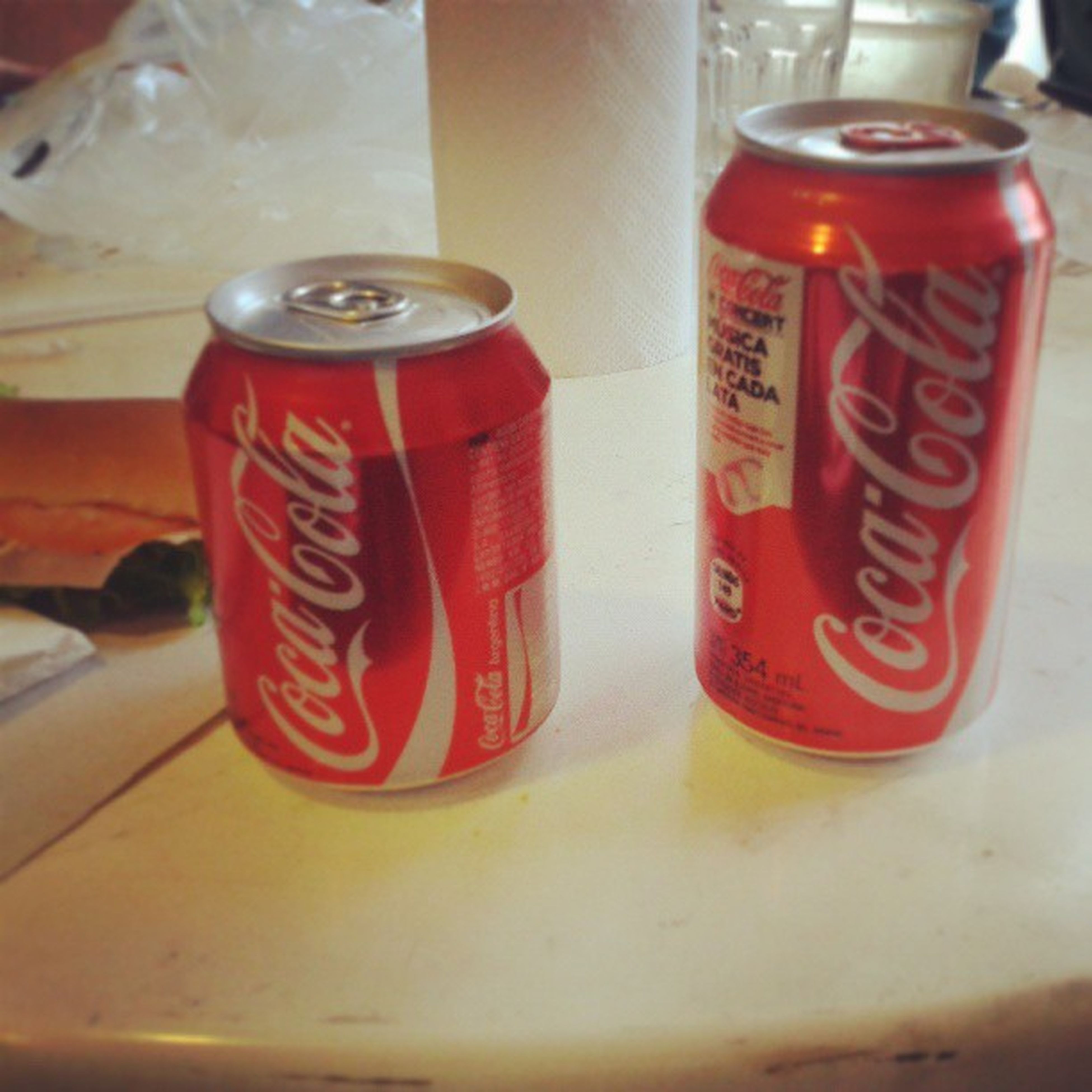 Coca cola latita chiquita 250 Coquita LilCoke Coisafofa Cute
