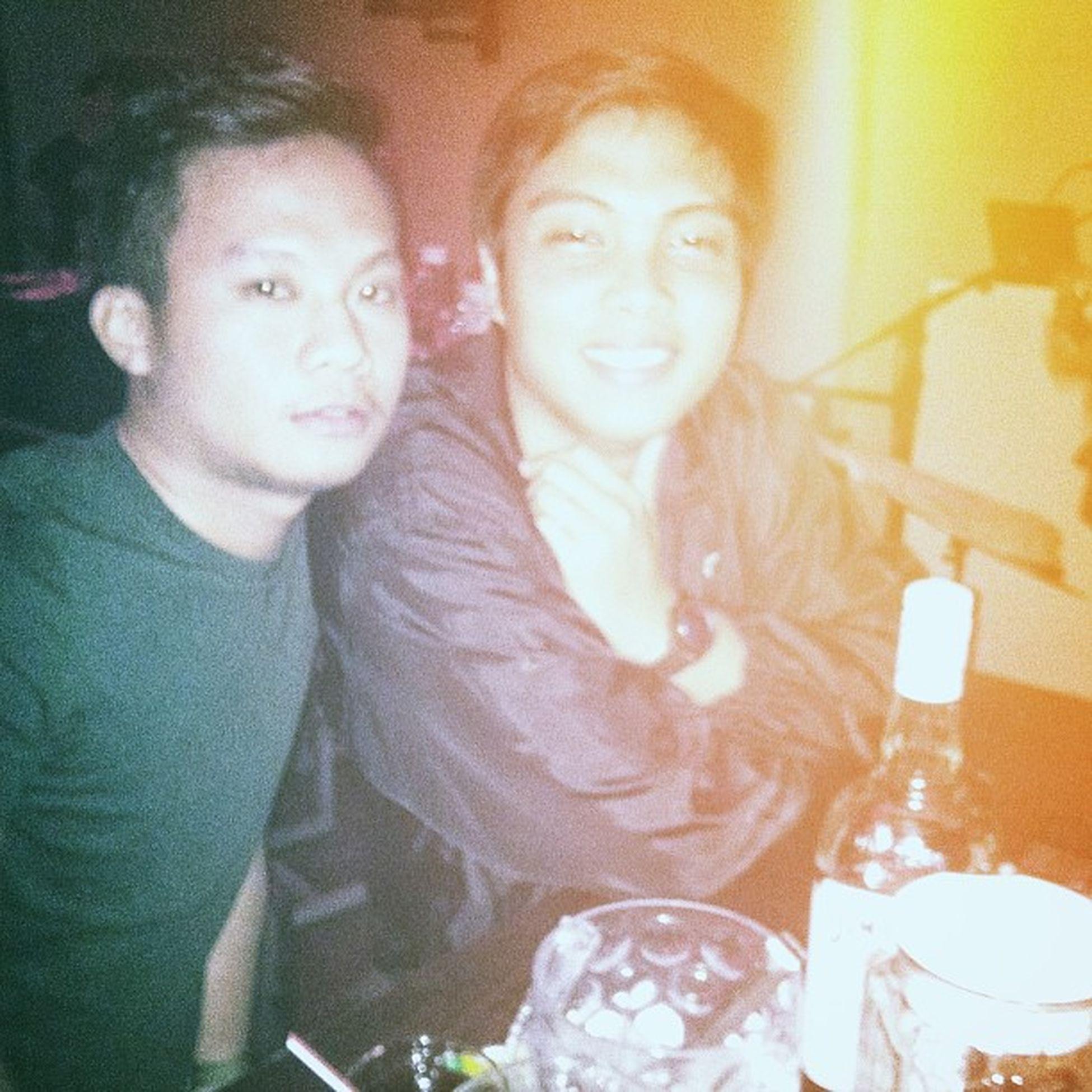 I love you both so much! ????❤@mjestrabon@kinleymontalba