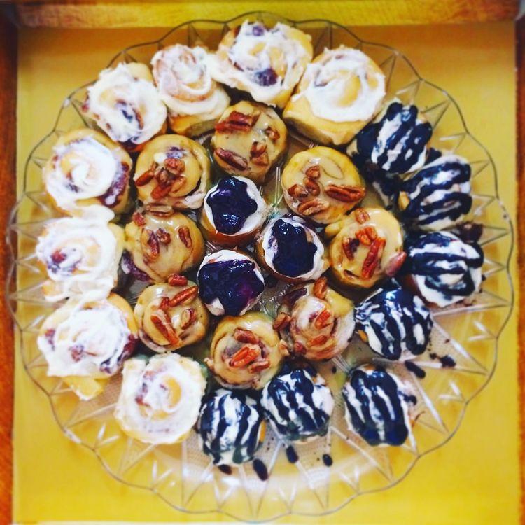 Rolls Cinnamon Cinnabon Cinnamon Roll  Mini Food Snack Time! Addiction Sweets Sweet