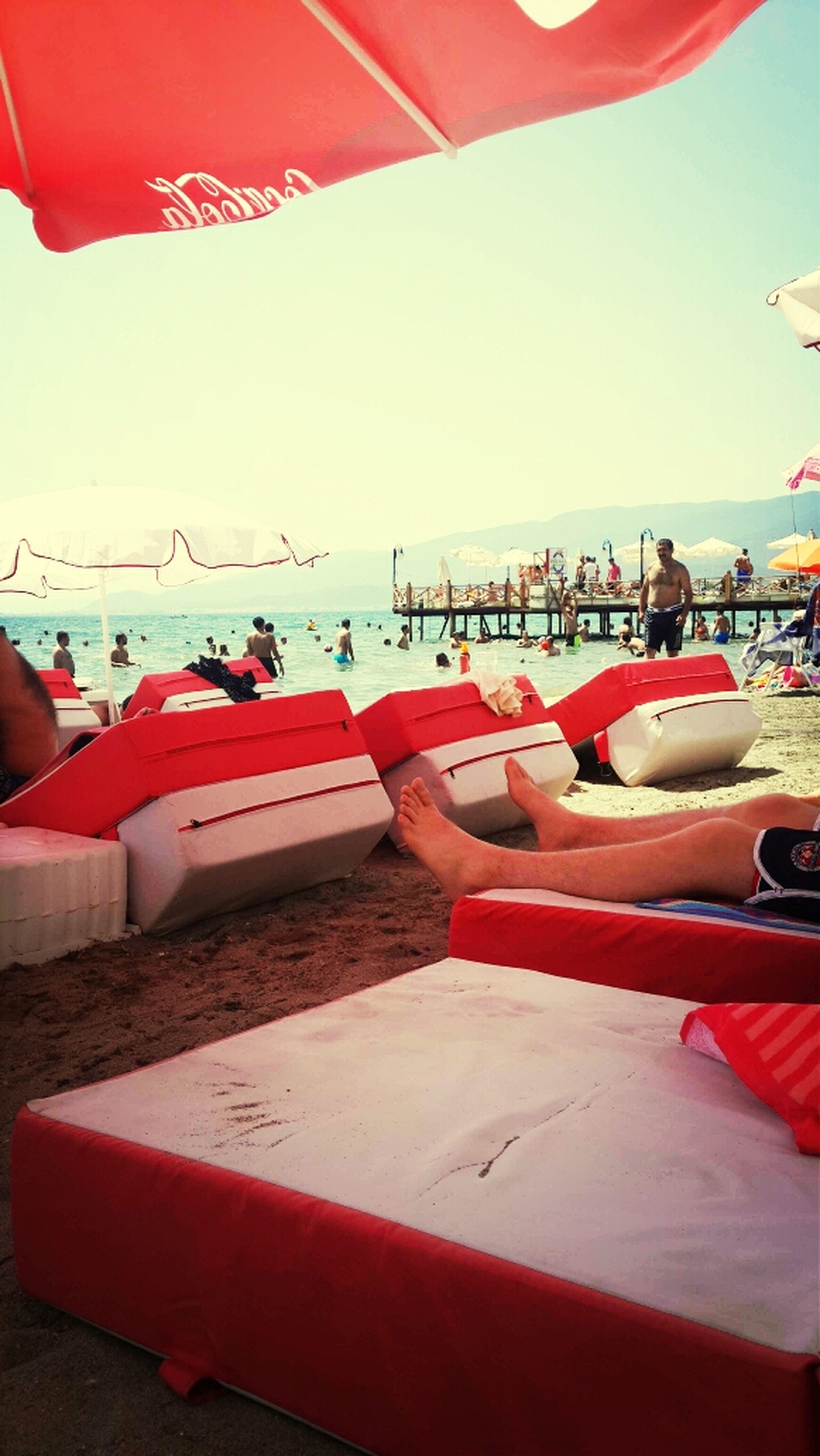 Beach Akçay Tatil Deniz