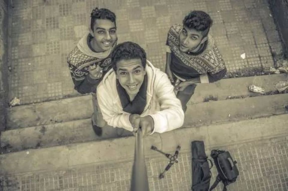 Mohamed Elkhateb | Photography شآادي الروش Selfie ✌ Selfie With Friends ♥