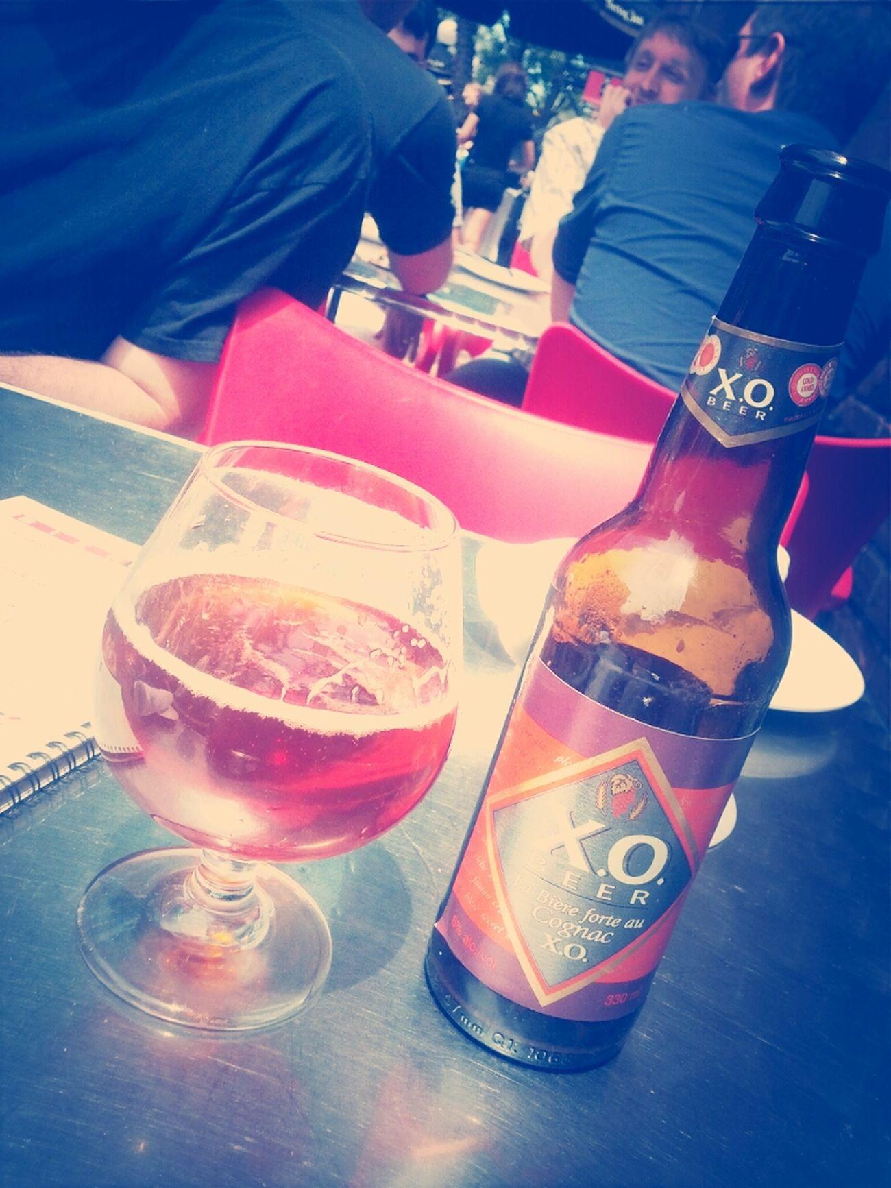 XO Bière à Cognac Ale (France)