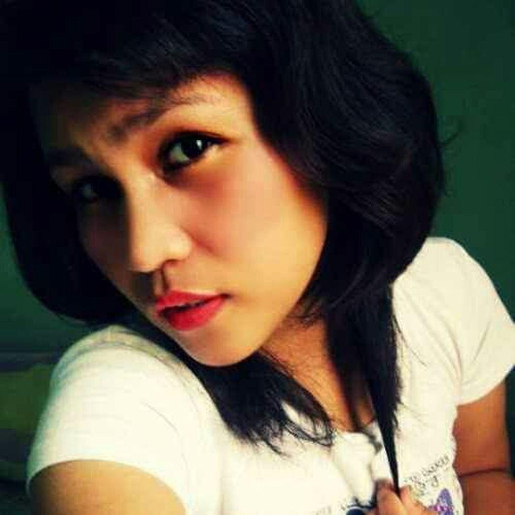 Friend Portrait Of A Friend Pictureoftheday Hottie Sxy Asians Red Lips Beautiful Girl Open Edit Lovelovelove Potrait