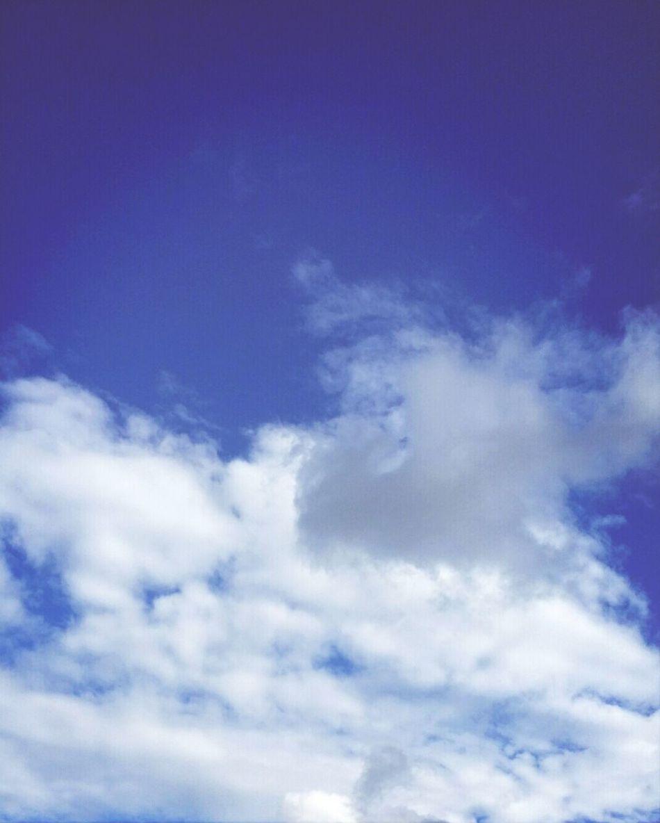korea sky~ First Eyeem Photo