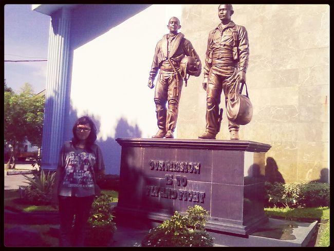 December 26, Museum Dirghantara Yogyakarta Hello World Hanging Out Enjoying Life First Eyeem Photo