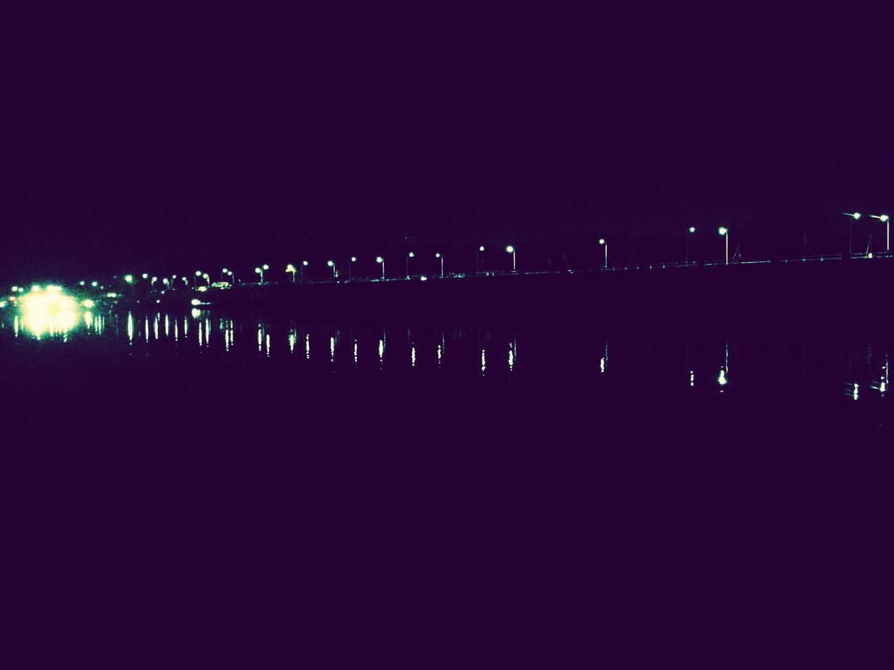 Lights On Water 14 Juillet 2015
