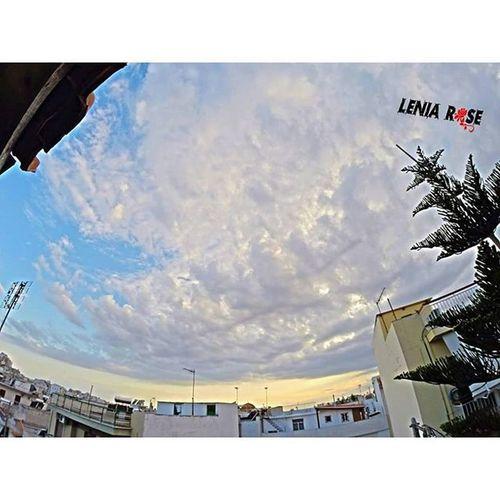 Photo : Lenia_rose 👍 Sky Clouds 😃