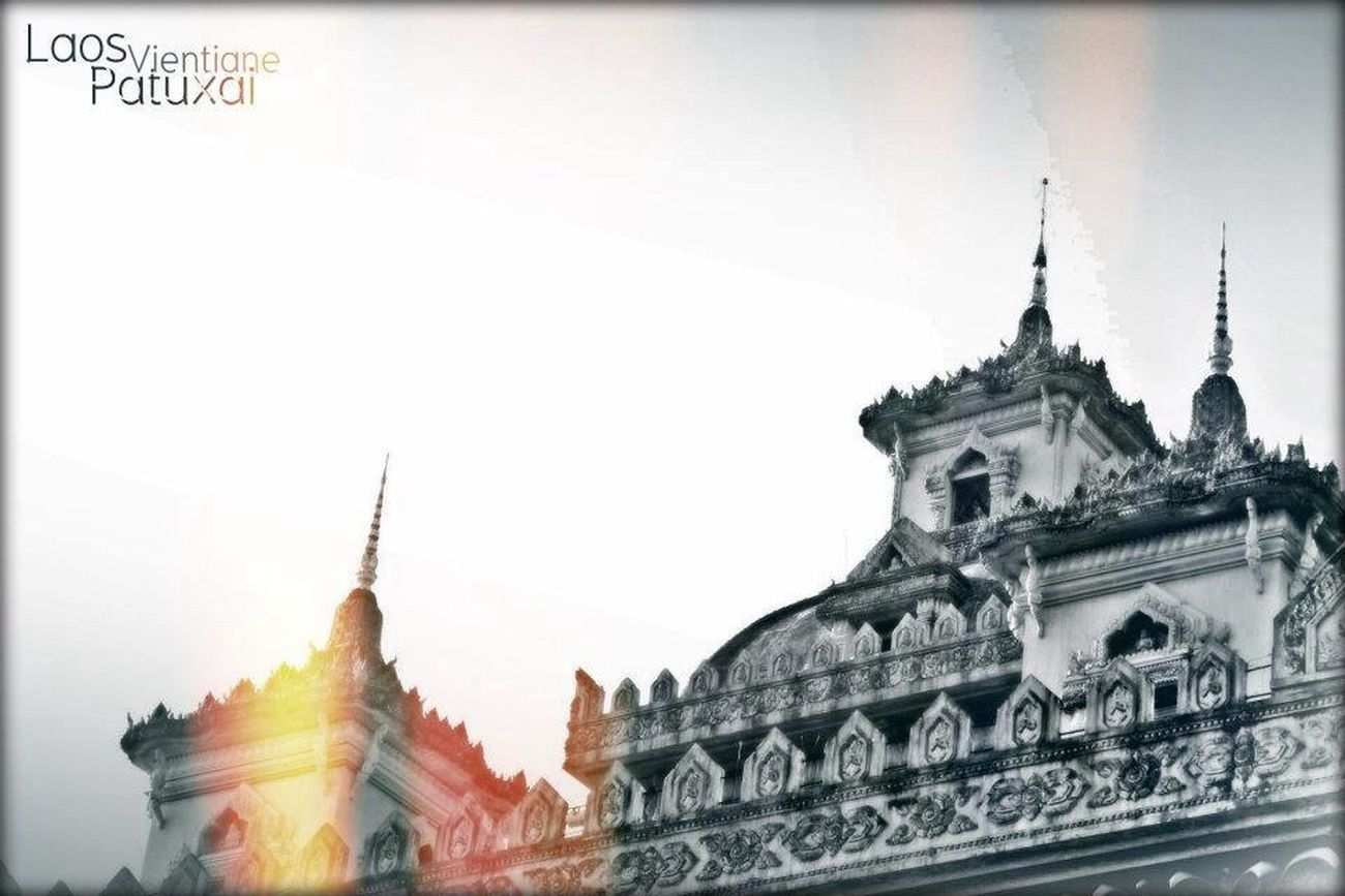Vientiane Patuxay Holidays In Laos