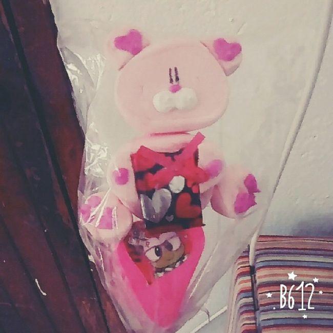 Hermosos detalles ?❤ Sanvalentin Valentine's Day  Happy People Beutiful Day Love ♥ Smile :)