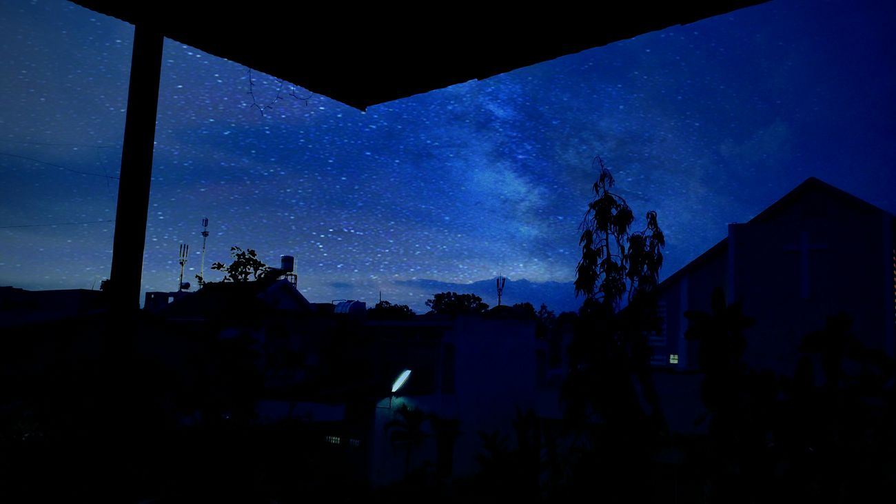 Night sky Beauty Dark