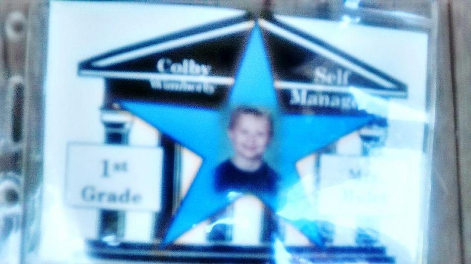 Gradeschool, Kidsareawesome, Doinwork, Self Management, Badge Of Honour
