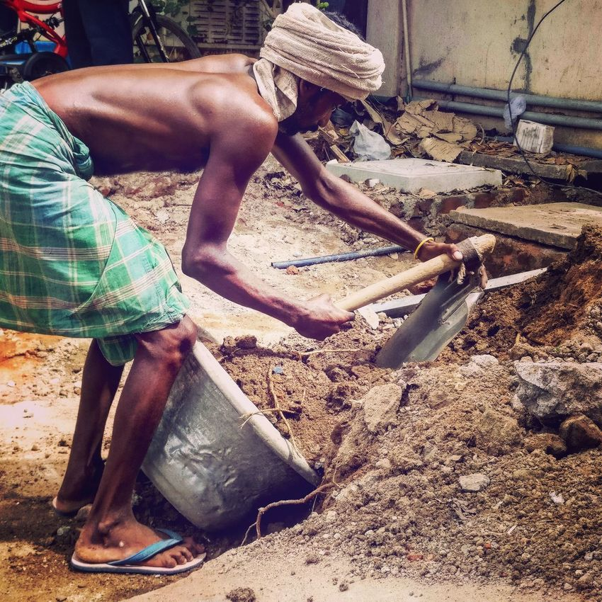 People Of India Hard Workers Daily Wagers Helps To Keep The City Clean Hats Off Work Shotononeplus3😇😈 Lifestyles Day Sand Outdoors