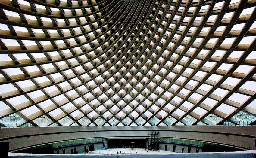Building Buildings Check This Out Hello World Hi! Taking Photos Shells Train Station Tianjin Tientsin
