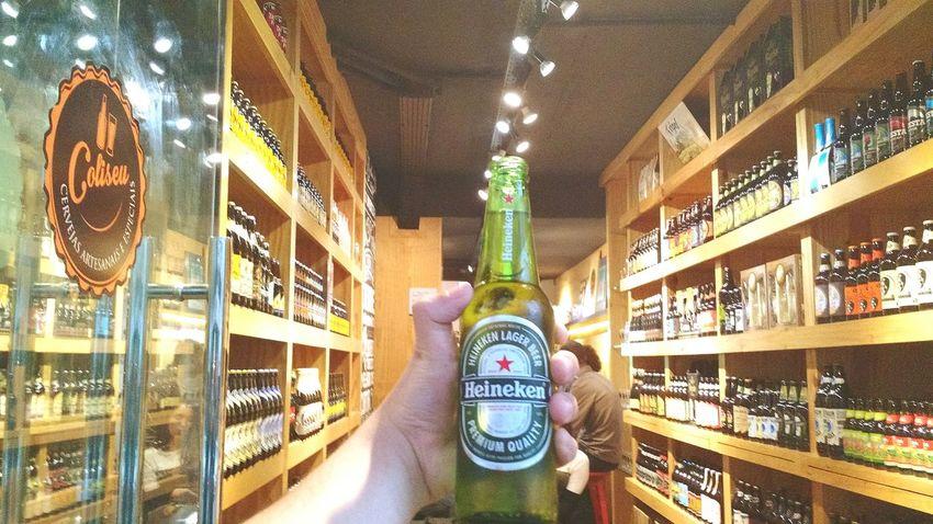 Indicalabeer Heineken Championsleague Coliseu Beerstop Beer