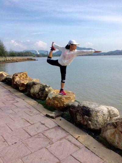 Yoga Yoga Pose Yoga Practice Yogaeverywhere Outdoors Outdoor Photography Workout MorningWorkout Exercise