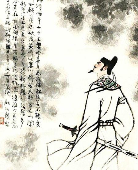 李太白,我最喜欢的诗人之一,第一张就是他了 First Eyeem Photo