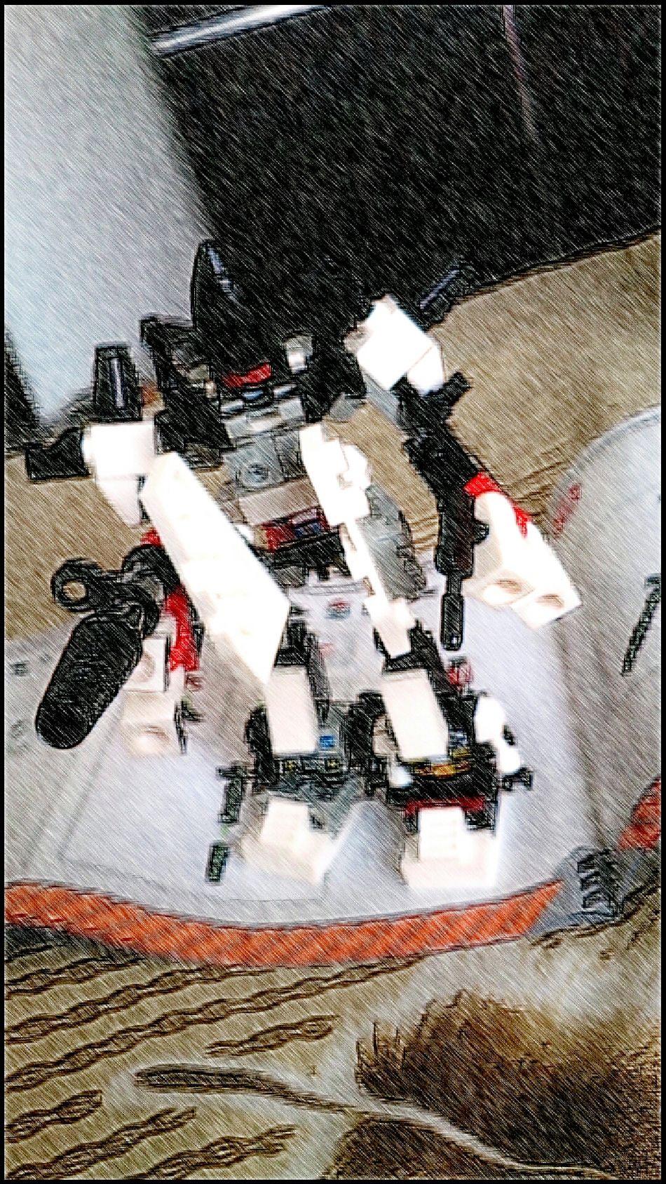 Transformer beast hunter done by papa adhi and kiran Love Ones