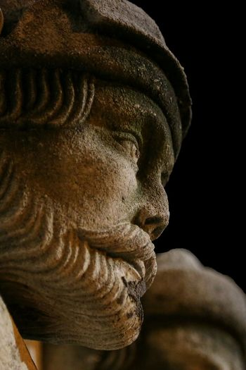 EyeEm Selects Statue Sculpture History Religion Human Face Close-up