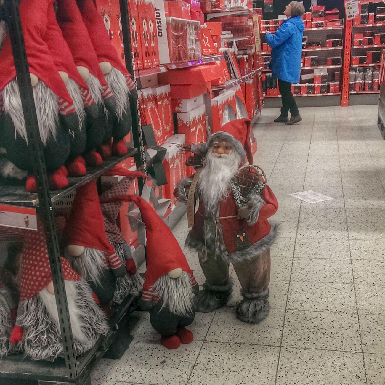 Christmastime Christmas Tomten