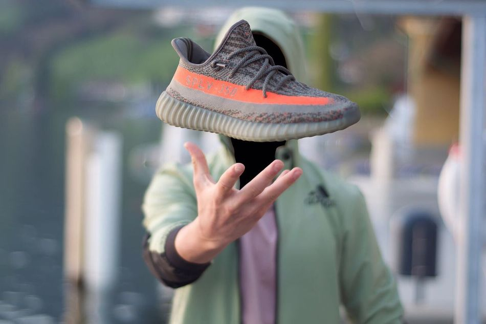 Yeezy shot🔥 Yeezy Boost 350 First Eyeem Photo