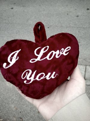 i love you ! at my heart by Alicia