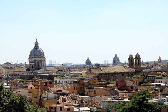 Rome Italy City View  Cityscapes Oldiesbutgoldies