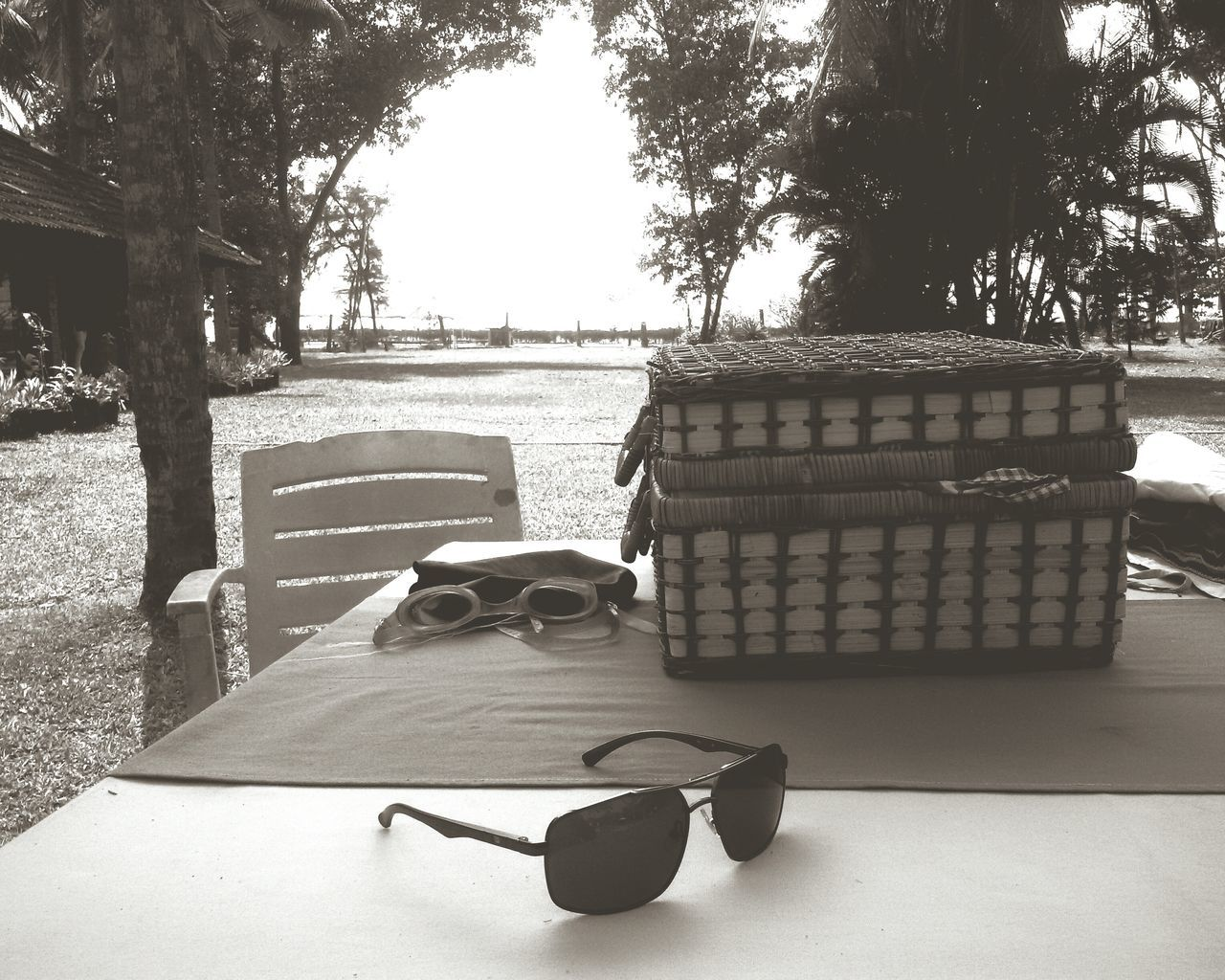 Picnic mornings Picnic Vintage Shades Poolside Throwback Over Here Relaxin Fine Art Photography