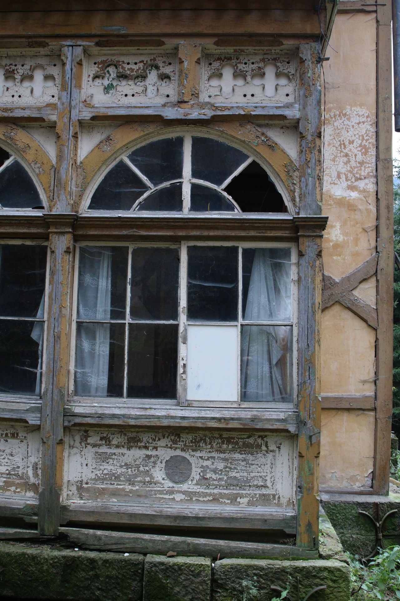 Abandoned Abandoned Places Architecture Building Exterior Built Structure Close-up Day No People Outdoors Window